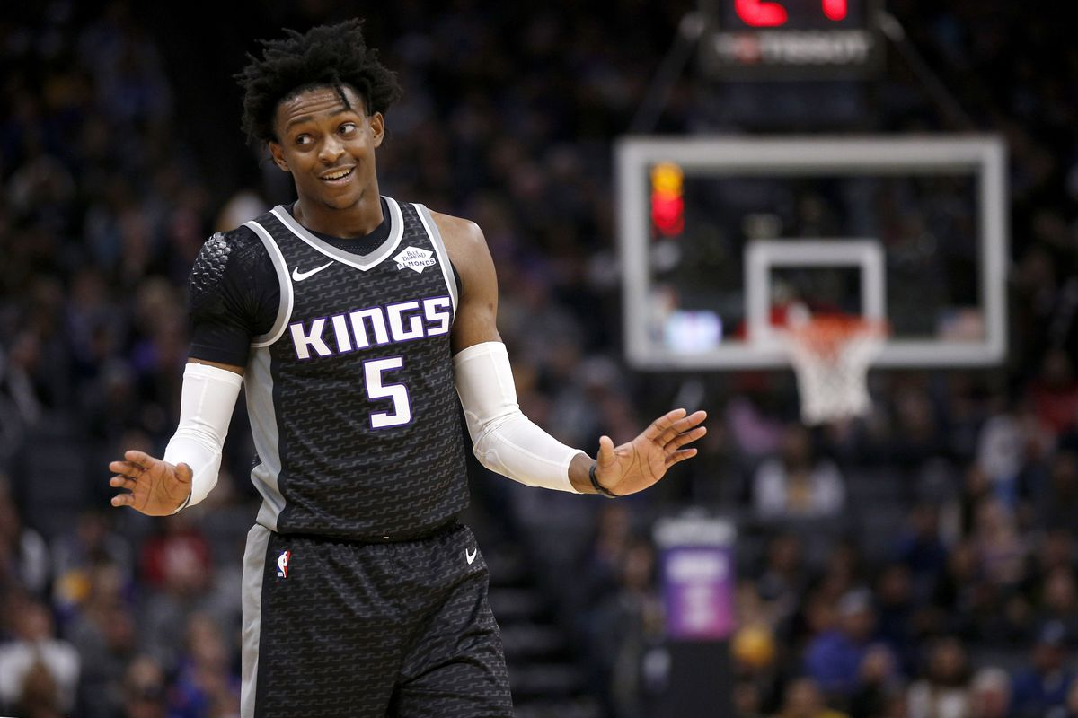 Image result for deaaron fox usa today