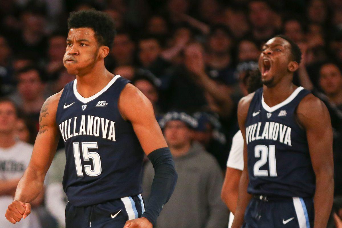 NCAA Basketball: Connecticut at Villanova