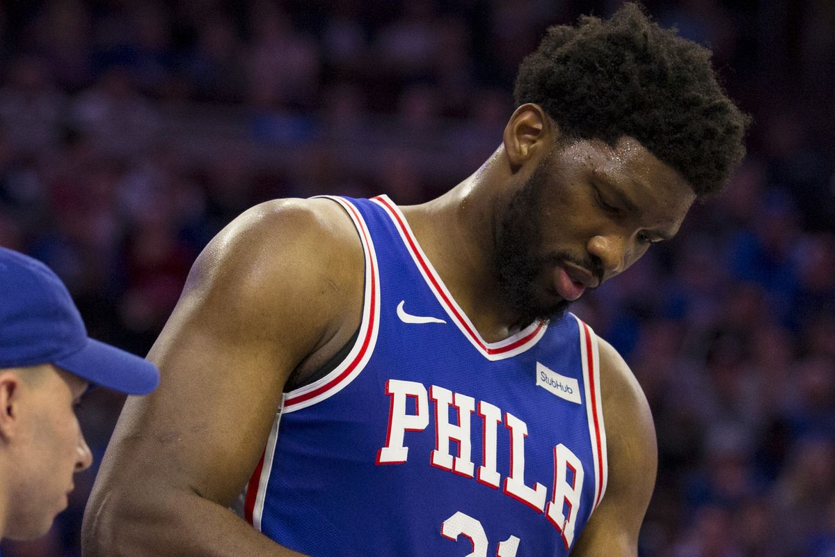 Did Refs Blow A Blatant Flagrant 2 On Joel Embiid Duh