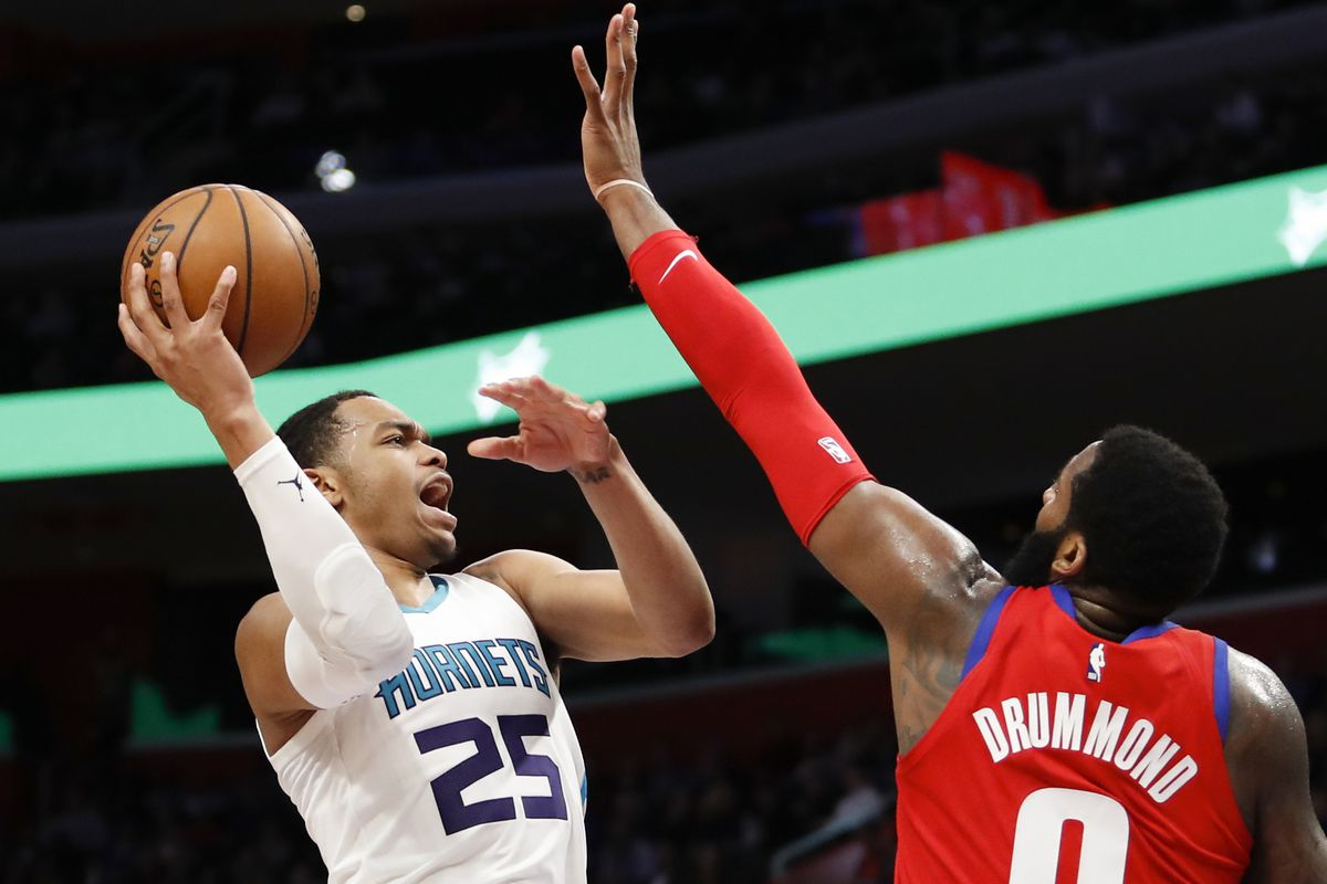 Recap: Charlotte Hornets notch another last second win over the Pistons -  At The Hive