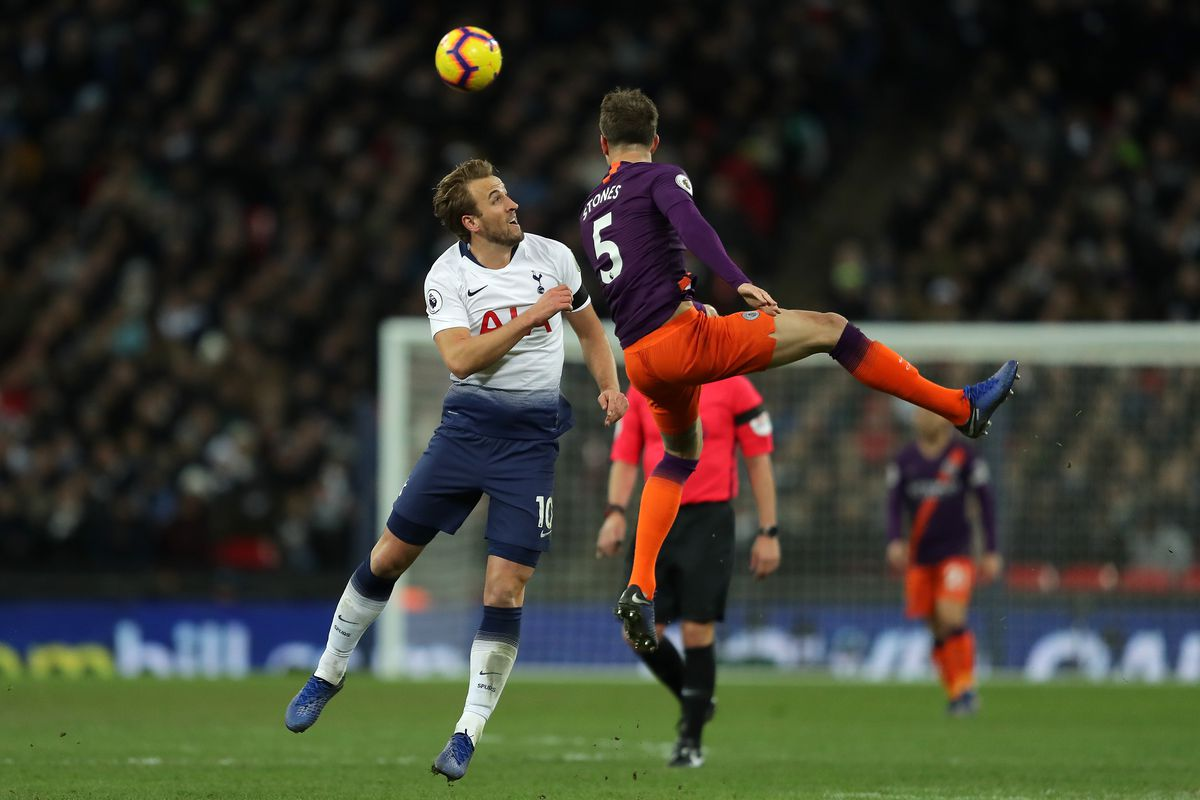 Tottenham Hotspur vs Manchester City, UEFA Champions League