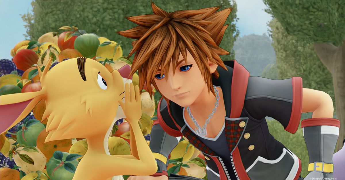 Kingdom Hearts 3 leaks, director pleads for community not to share spoilers - Polygon