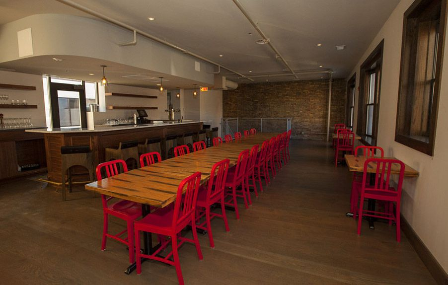 Freemans Dining Room Bar And Deck Look Inside Chop St Ward Opening Soon Eater