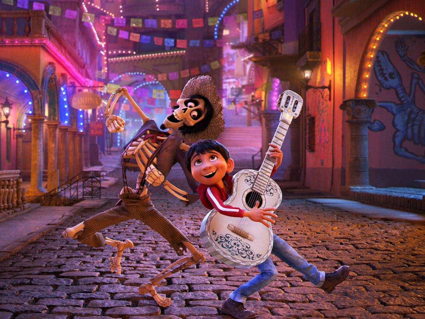 Coco Review Pixar S Latest Moves Countries But Treads Familiar