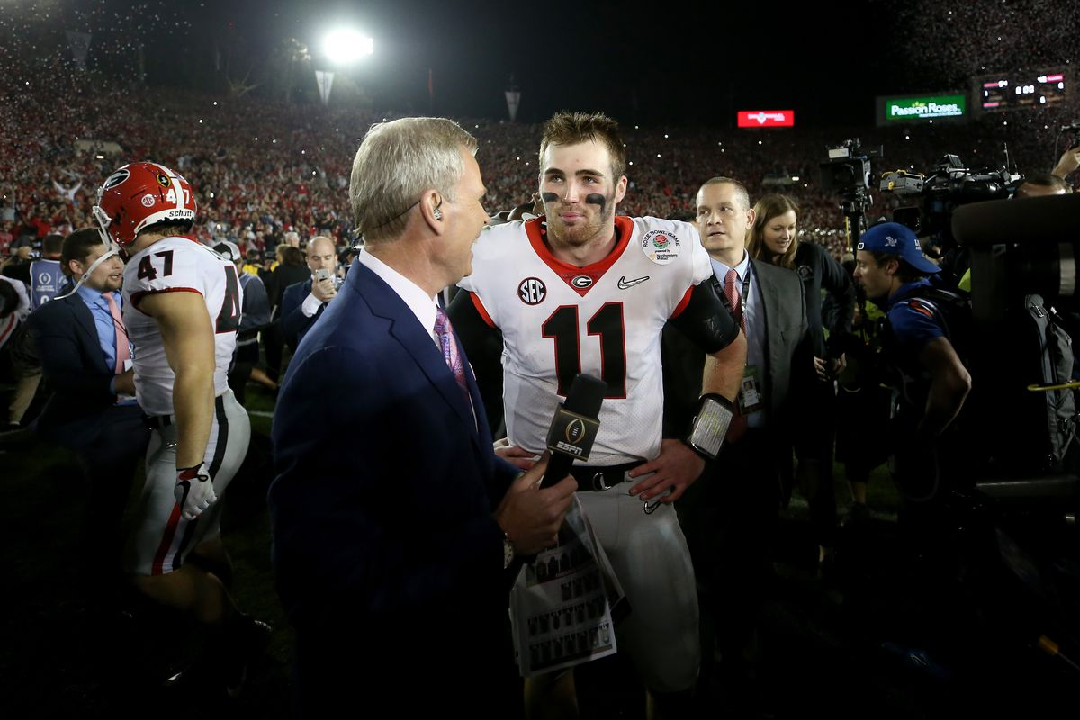 0ad474ef7 Who is Jake Fromm  6 things to know about Georgia s freshman QB ...
