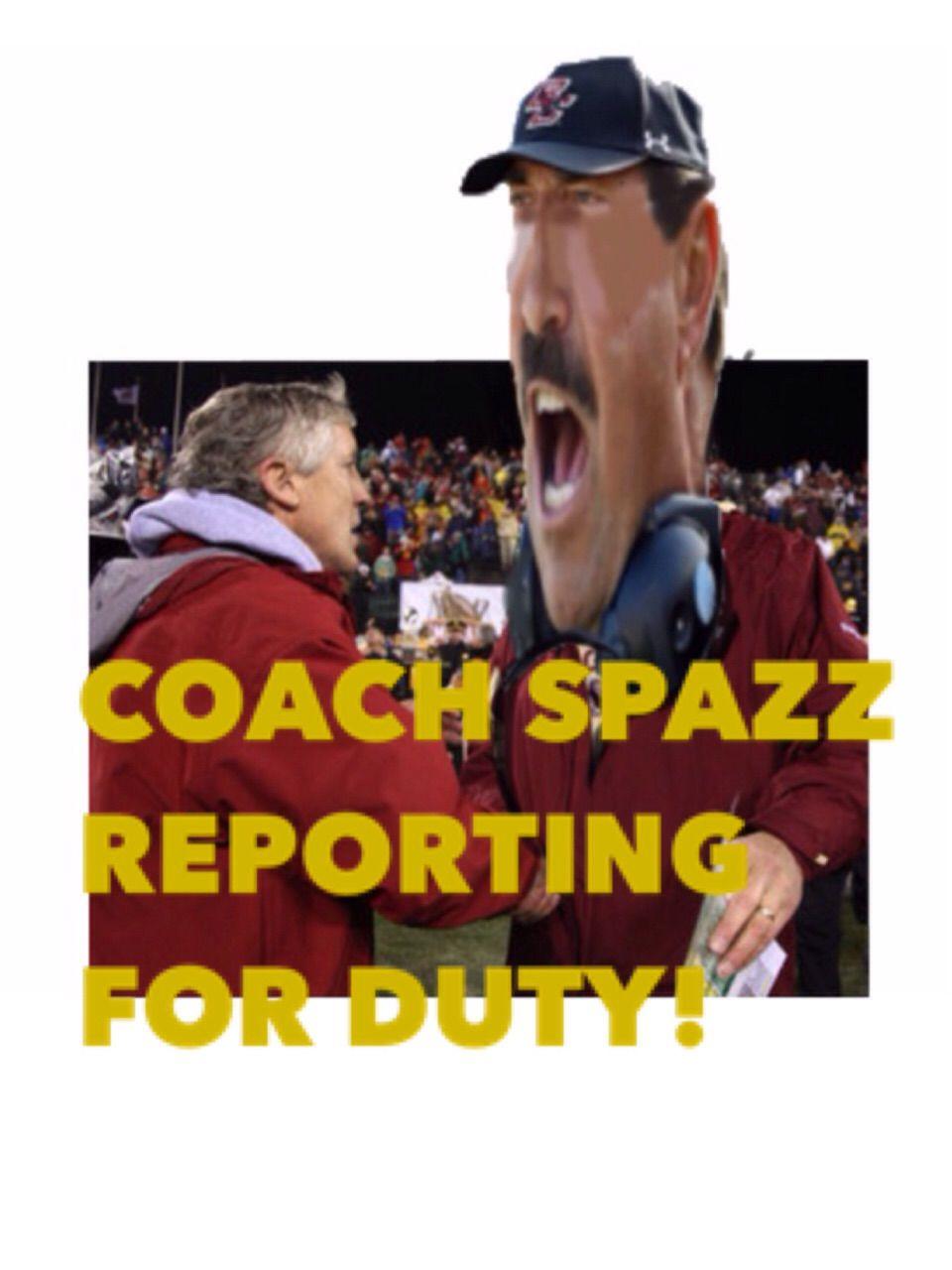 Coach Spazz