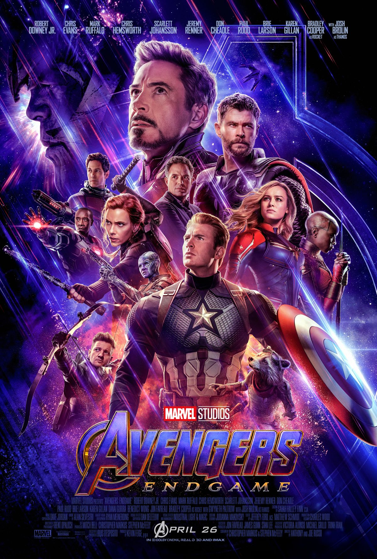new avengers endgame trailer our heroes are joined by