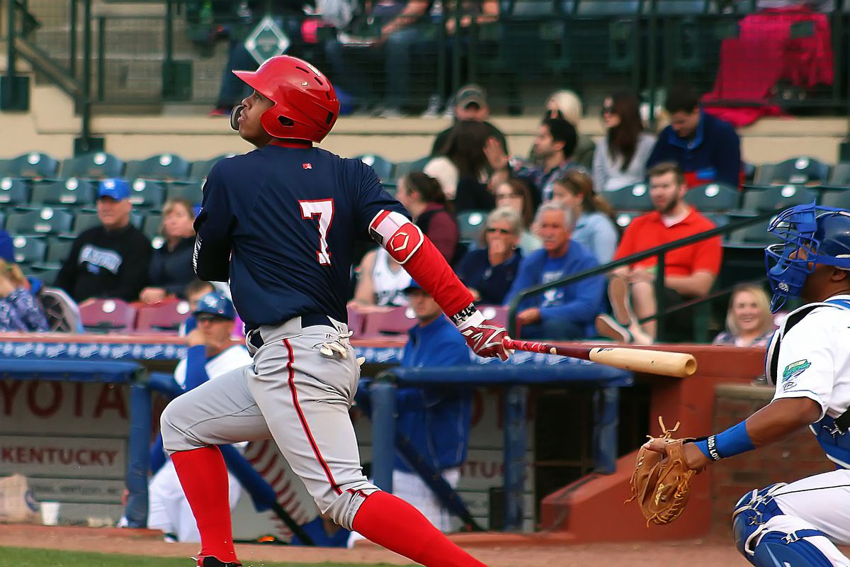 MLB Prospect Profile: Luis Garcia, SS-3B, Washington