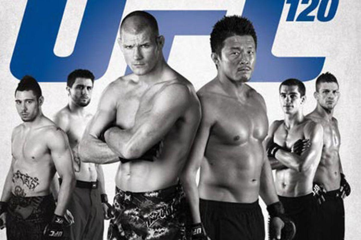UFC 120: Bisping vs Akiyama Li...