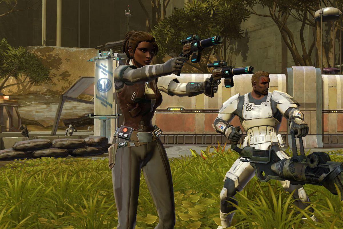 cutscenes republic star jedi old wars knight