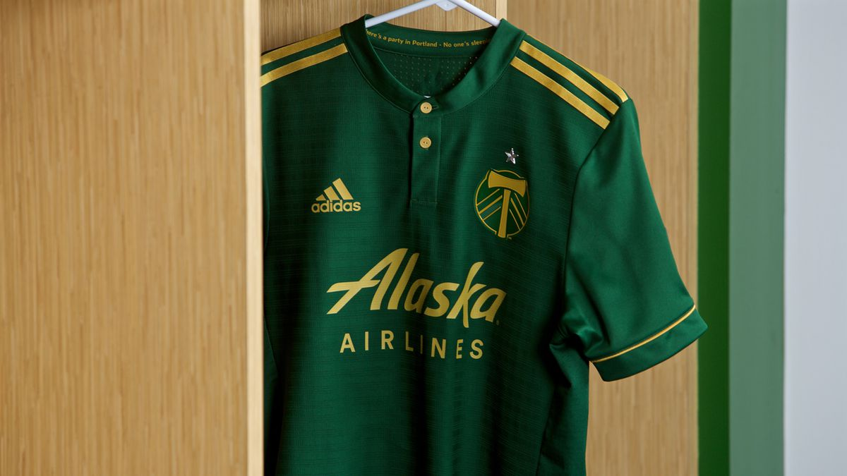 promo code 8d74e fa67d Portland Timbers Release New, Excellent Home Kits ...