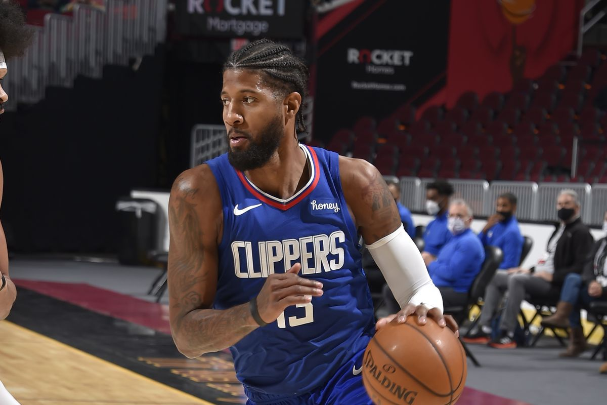 L.A. Clippers v Cleveland Cavaliers
