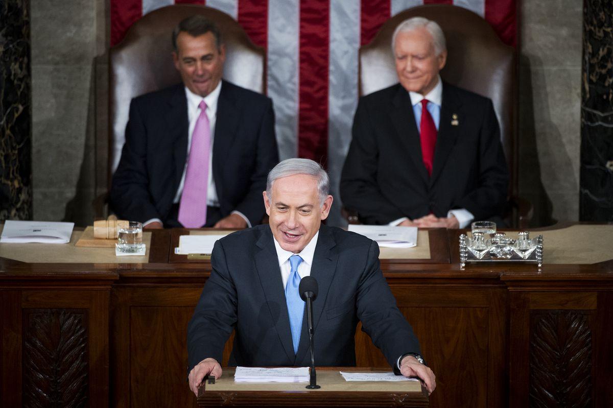 Benjamin Netanyahu Address