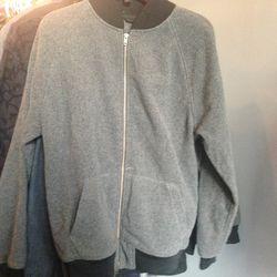 Fleece jacket, $100