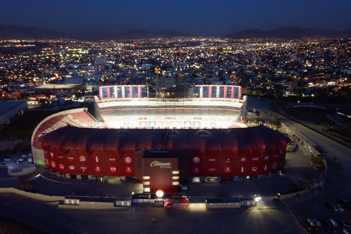 Tijuana v America - Torneo Guard1anes 2021 Liga MX