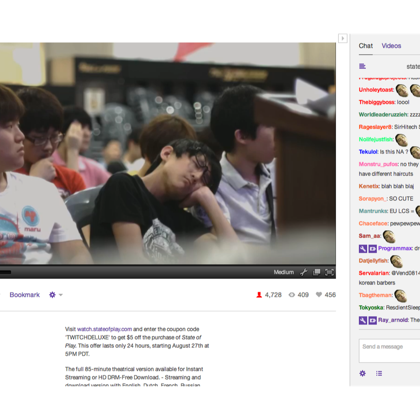 Watching a Movie on Twitch Is Chaotic, and Also Pretty Fun - Vox