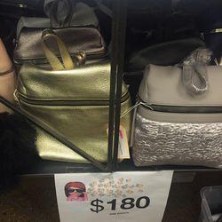 Backpacks, $180