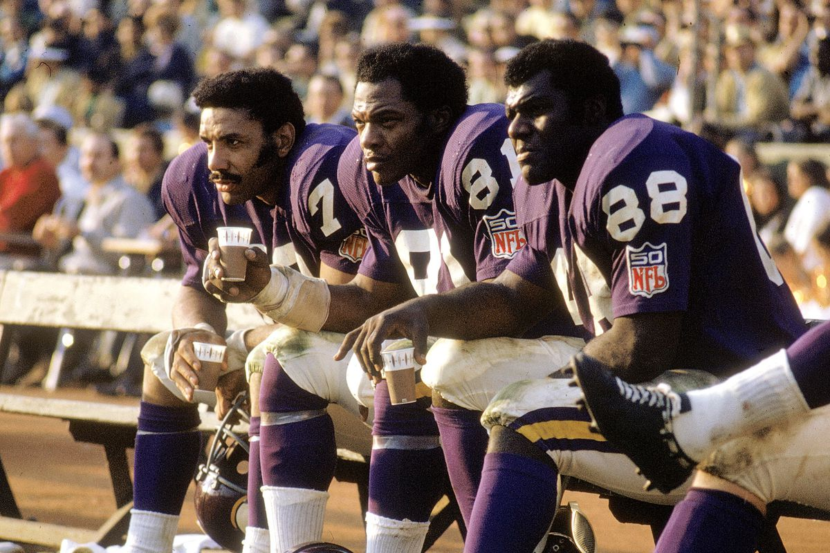 1969 NFL Western Conference Playoff Game - Minnesota Vikings v Los Angeles Rams