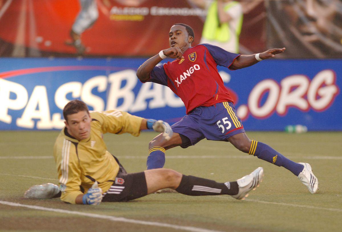 MLS - D.C. United vs Real Salt Lake - June 23, 2007