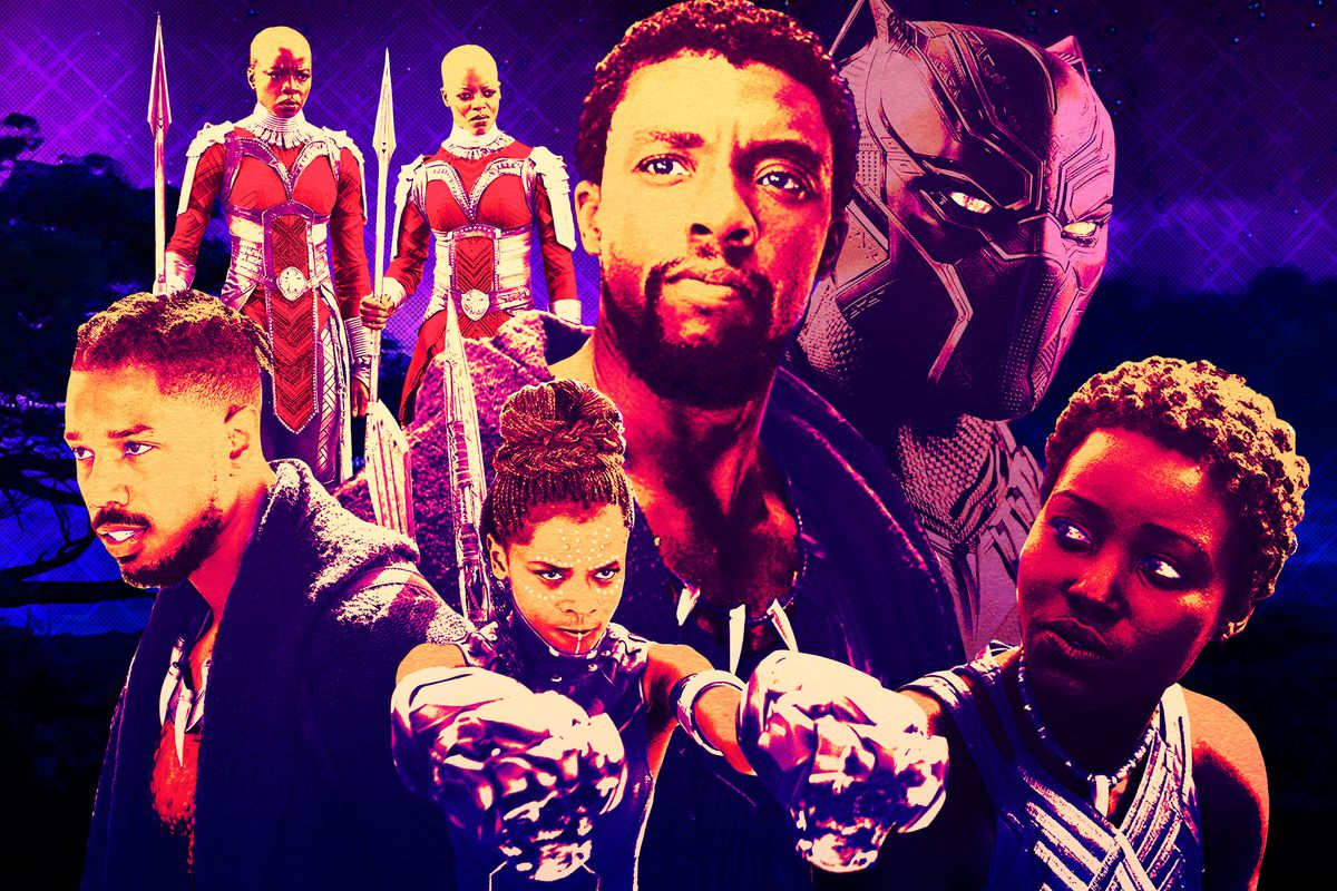 25953b3bc64f Black Panther' Is Marvel's First Genuine Masterpiece - The Ringer