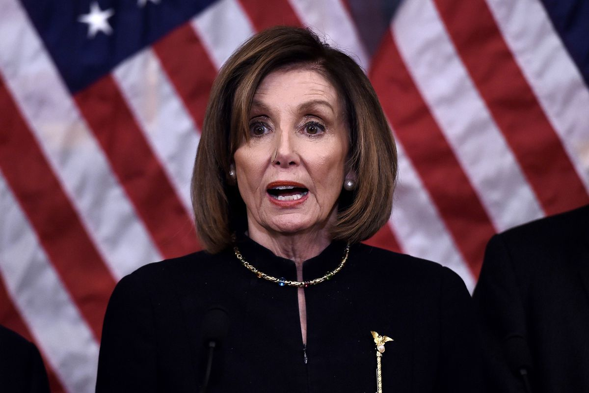Pelosi Says She Won T Send Impeachment Articles To The