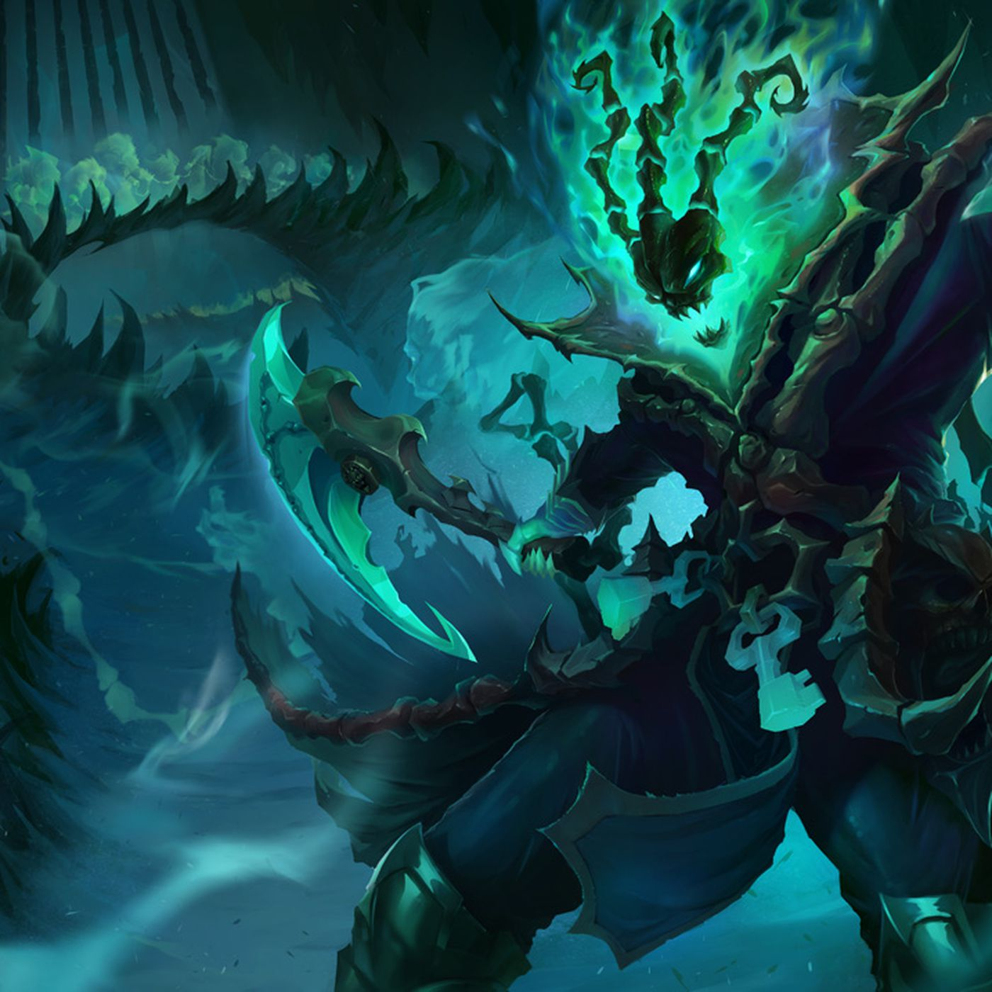 Thresh guide: Learning how to hook and cook - The Rift Herald