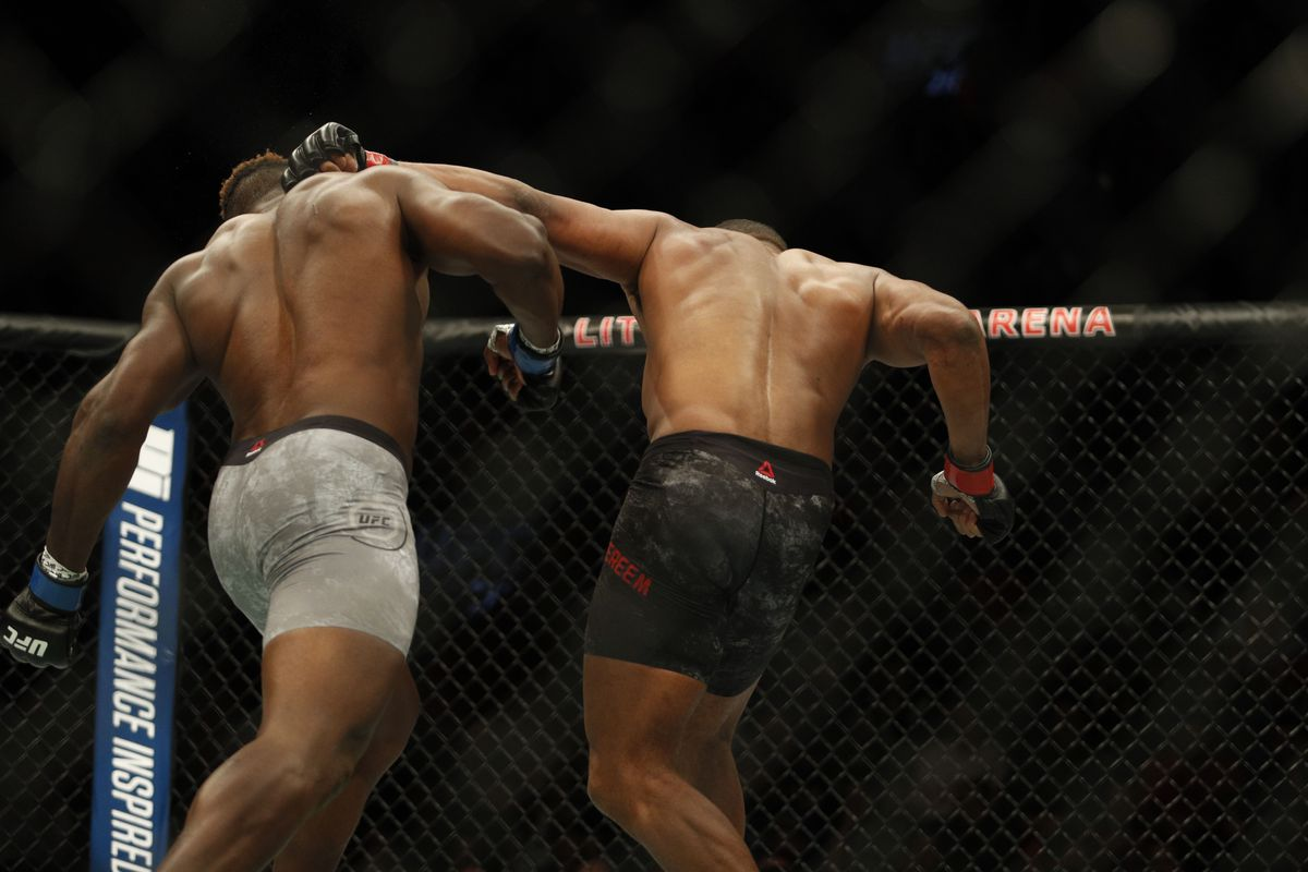 Ufc 218 Results From Last Night Francis Ngannou Vs Alistair