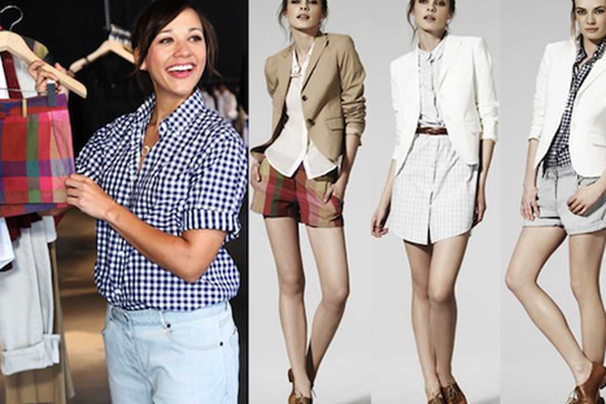 """Celebs make suiting chic. Image via <a href=""""http://fashiontribes.typepad.com/fashion/2010/04/theory-helps-raise-money-for-charity-with-fashion-insider-stylecause.html"""">FashionTribes</a>."""