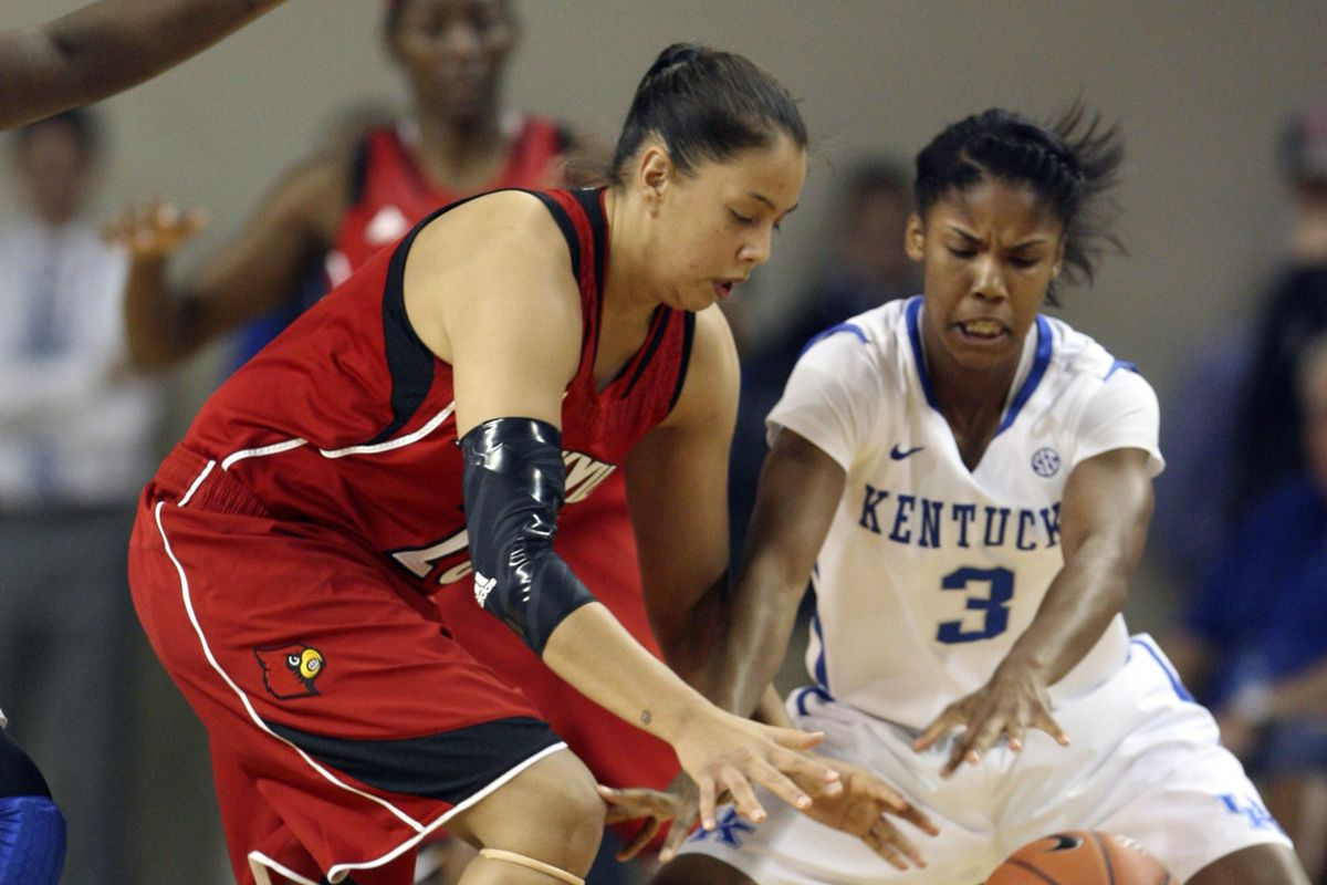 Louisville senior Shoni Schimmel will leave college having had a significant role in the growth of women's basketball in Kentucky and Native American communities.