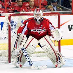 Holtby in Stance
