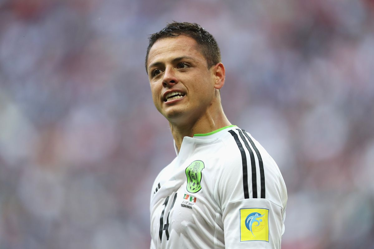 "newest collection e26ef 1e12f Javier ""Chicharito"" Hernandez joins West Ham United - FMF ..."
