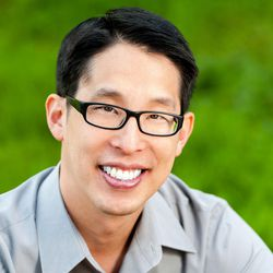 """Gene Luen Yang is the author and illustrator of several graphic novels, including """"American Born Chinese"""" and """"Secret Coders: Paths & Portals."""""""