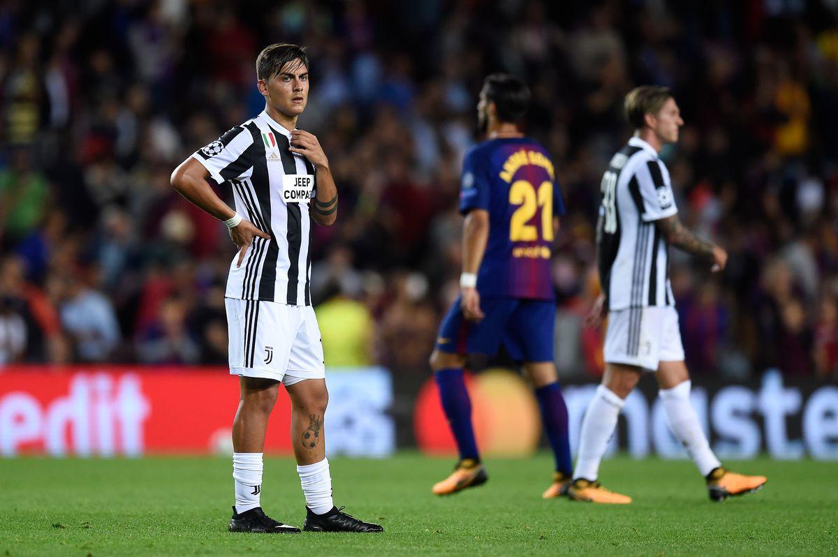 FC Barcelona v Juventus - UEFA Champions League