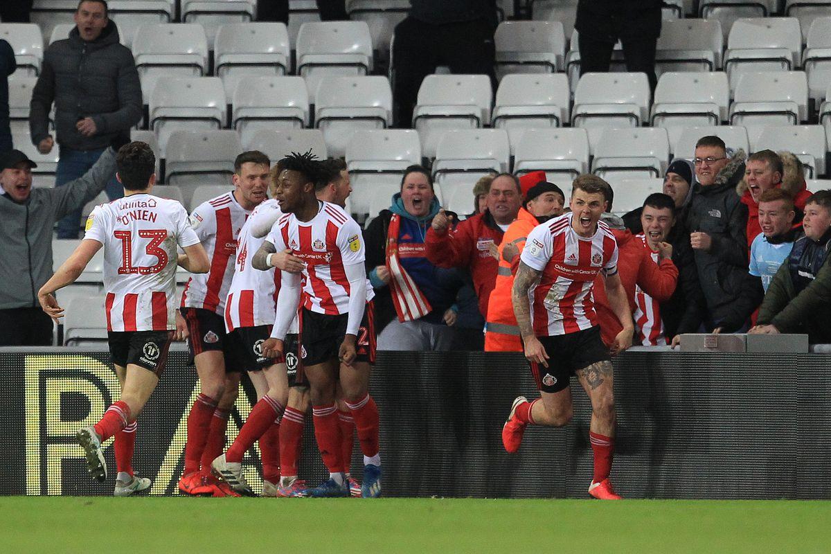 Sunderland v Fleetwood Town - Sky Bet League One