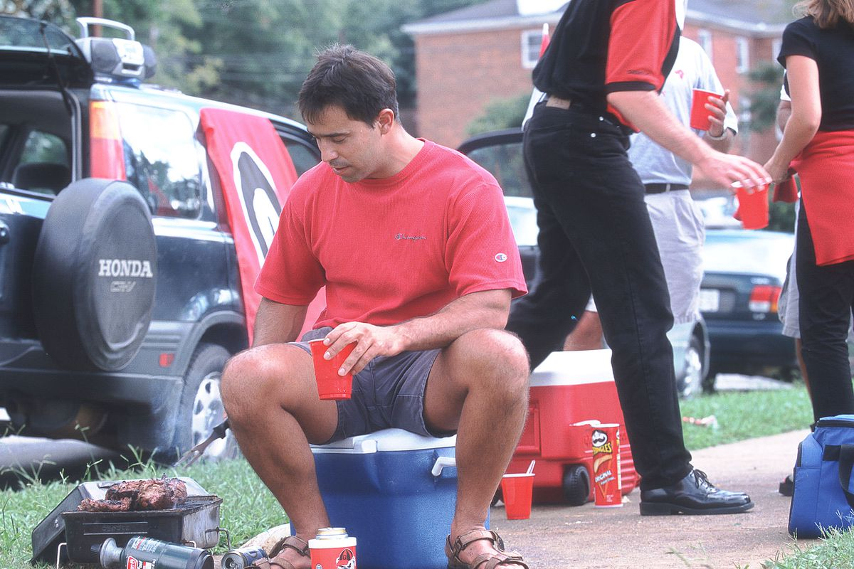 Game Day at the University of Georgia