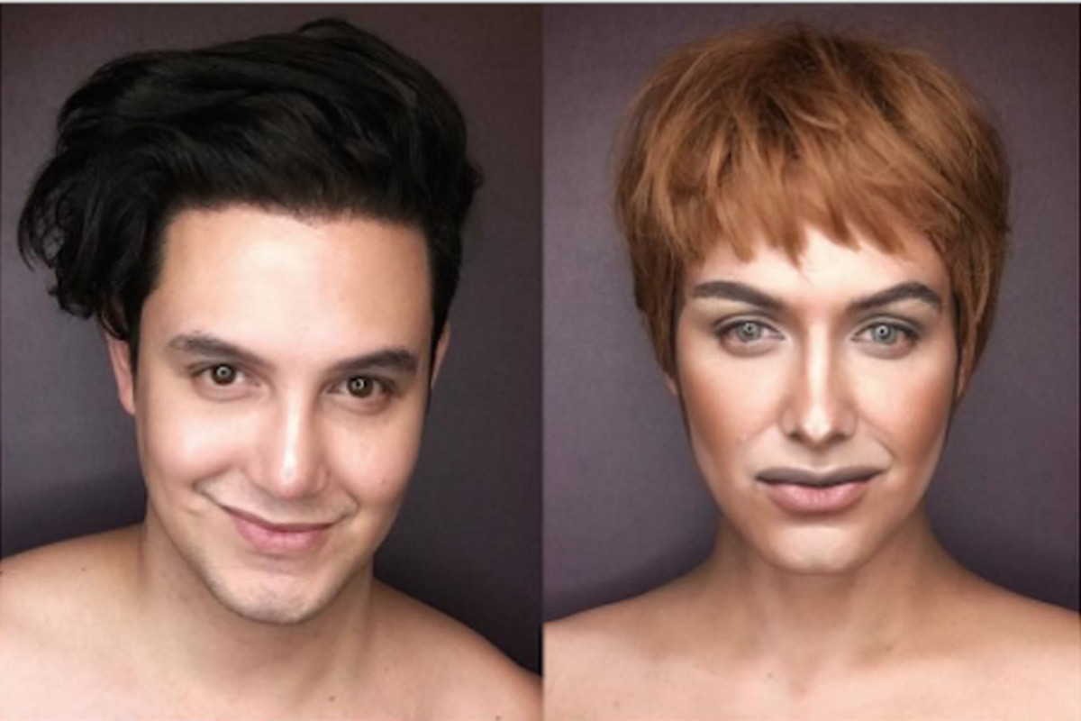A makeup wizard transformed himself into game of thrones a makeup wizard transformed himself into game of thrones characters just for fun baditri Images