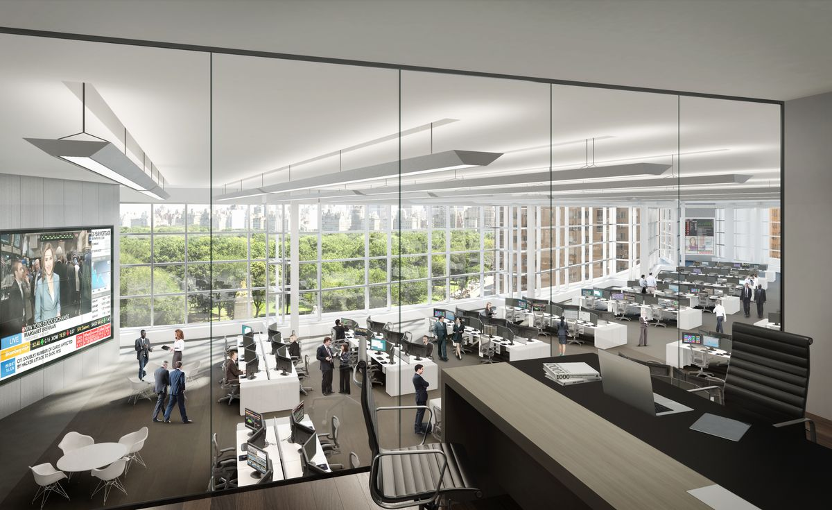 Deutsche Bank Plans Move To Columbus Circle As Time Warner Vacates