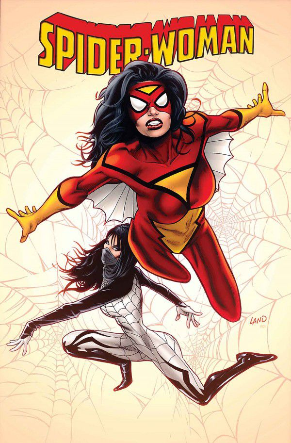 Spider-Womancover