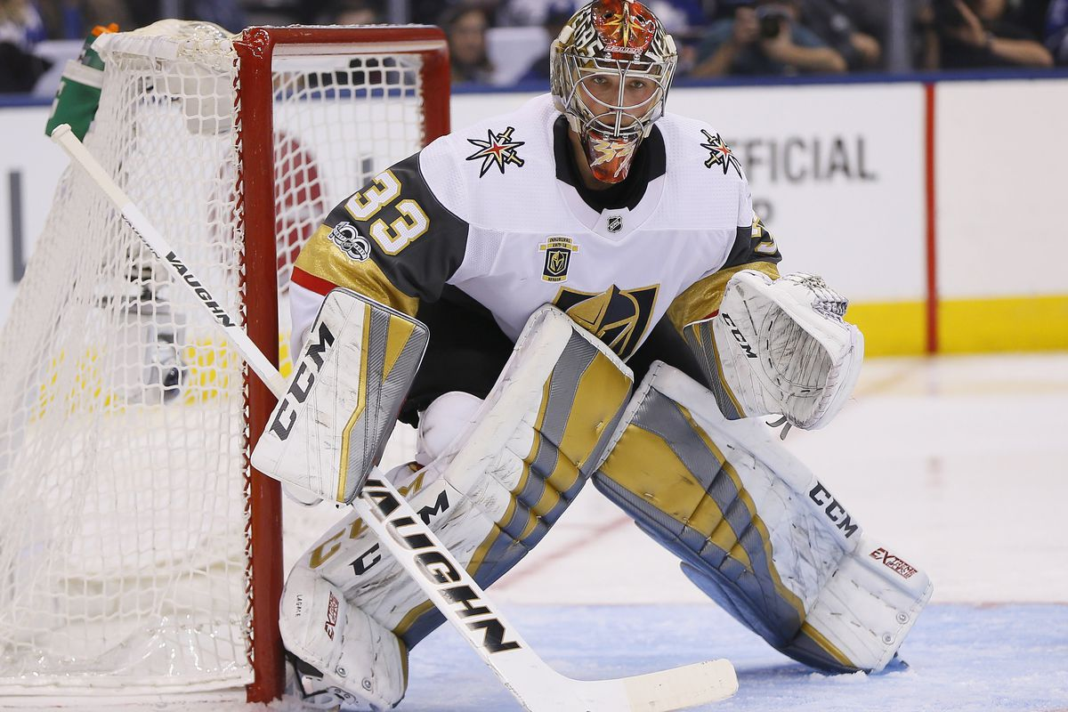 NHL: Vegas Golden Knights at Toronto Maple Leafs