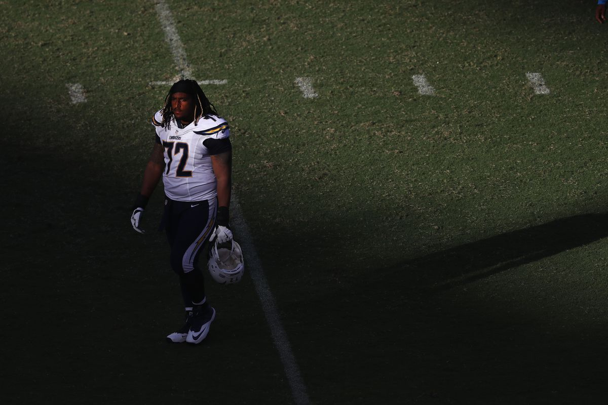 New Orleans Saints v San Diego Chargers