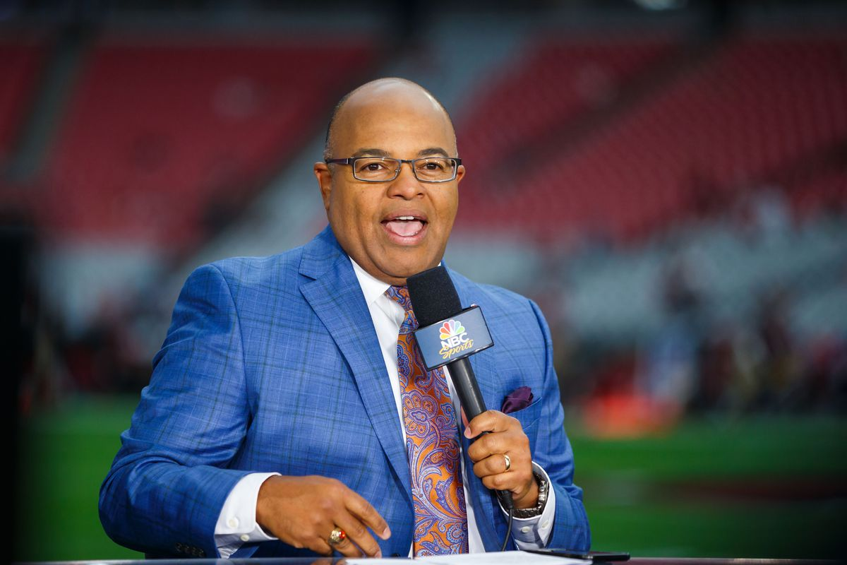 Tirico in, Michaels out on Thursday night football