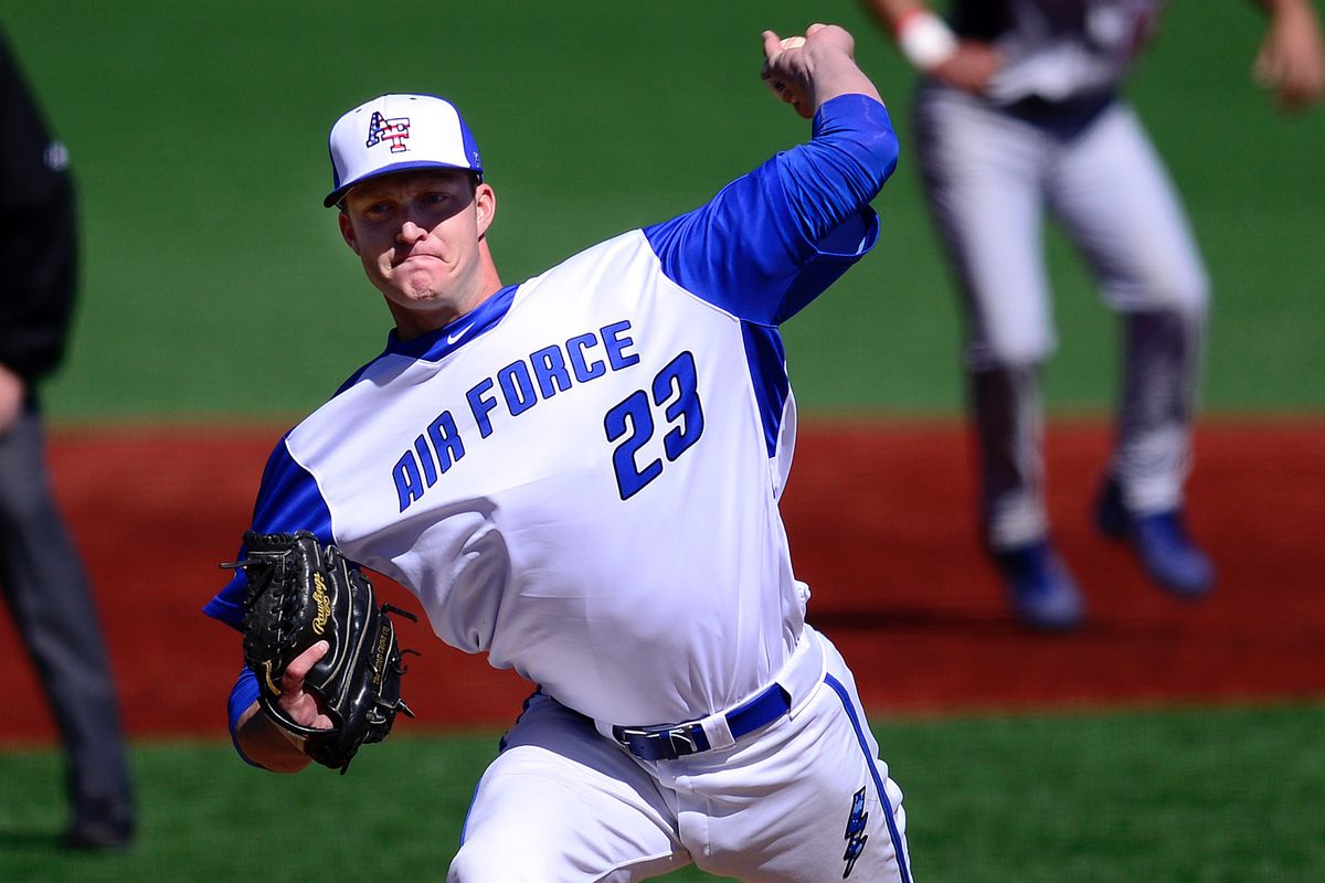 Monaghan is one of the MWC's premier pitchers
