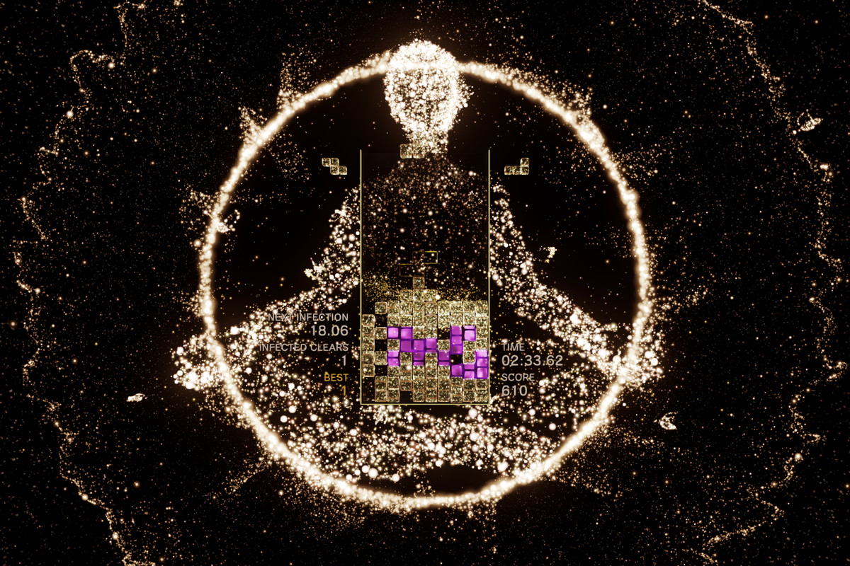 Why Tetris Effect is my game of the year - The Verge