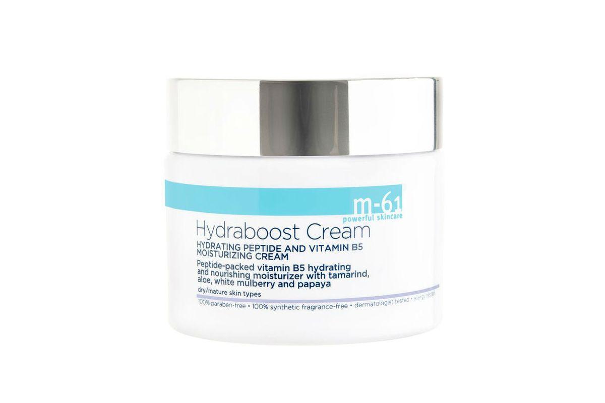 A jar of M-61 Hydraboost Cream