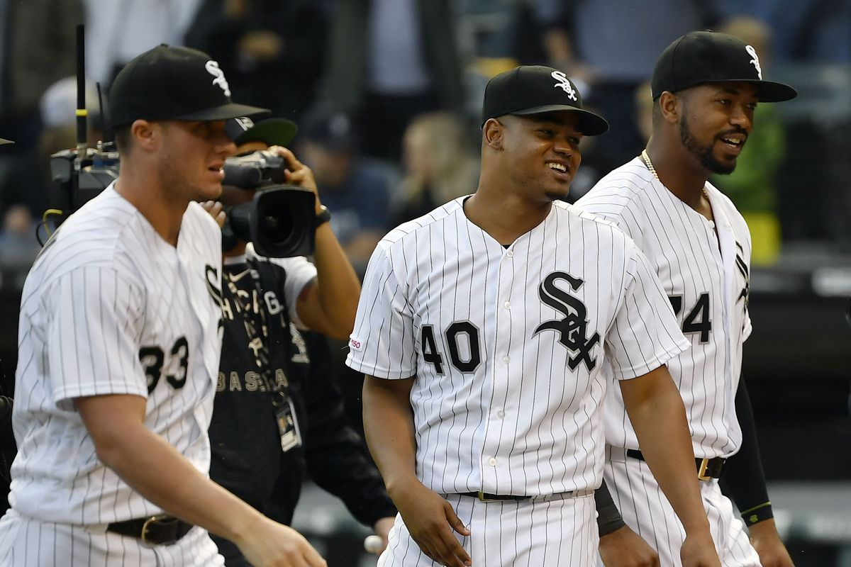 MLB: Game One-Detroit Tigers at Chicago White Soxs