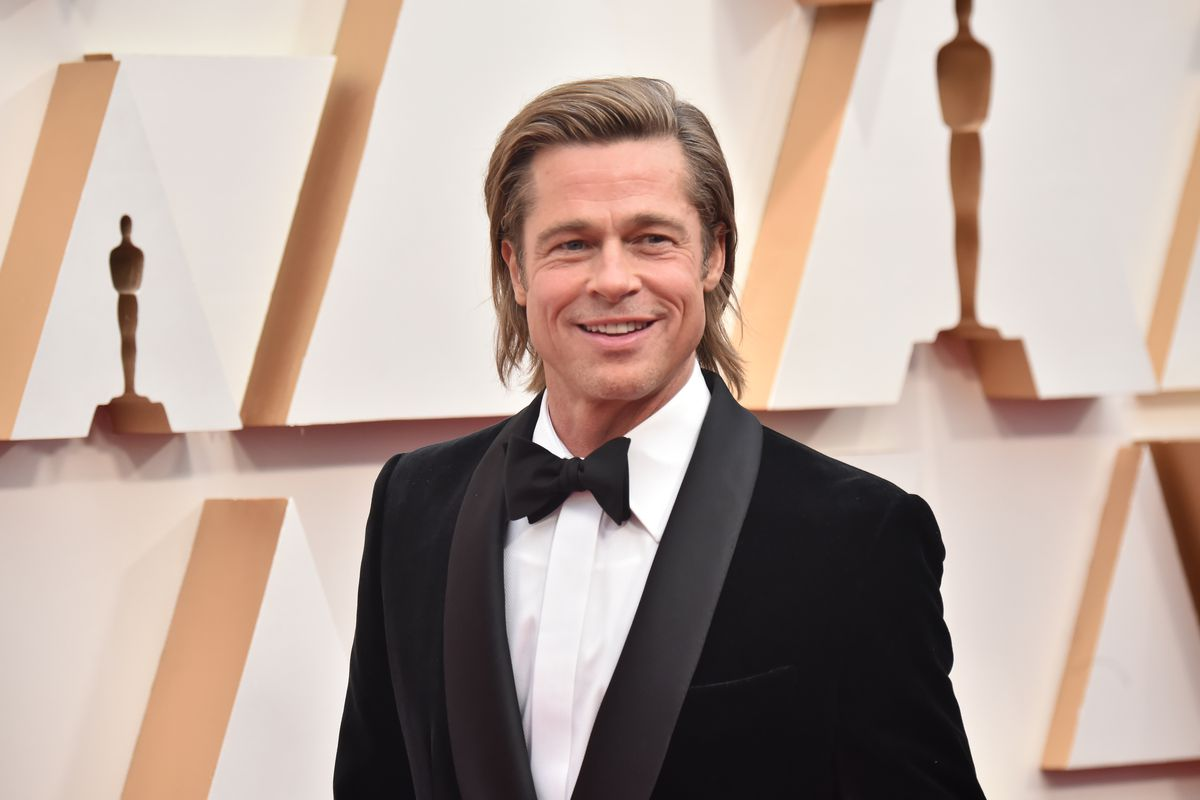 Brad Pitt attends the 92nd Annual Academy Awards at Hollywood and Highland on February 09, 2020 in Hollywood, California.