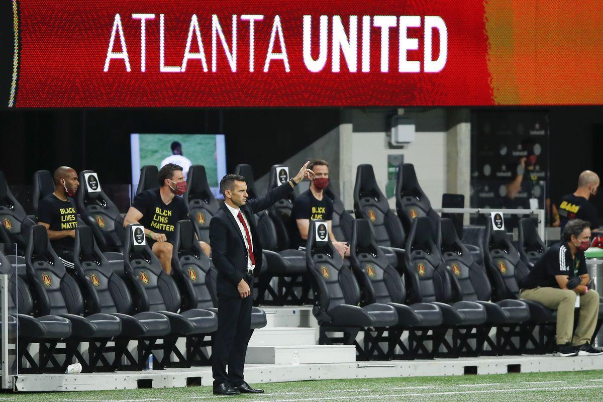Inter Miami CF v Atlanta United