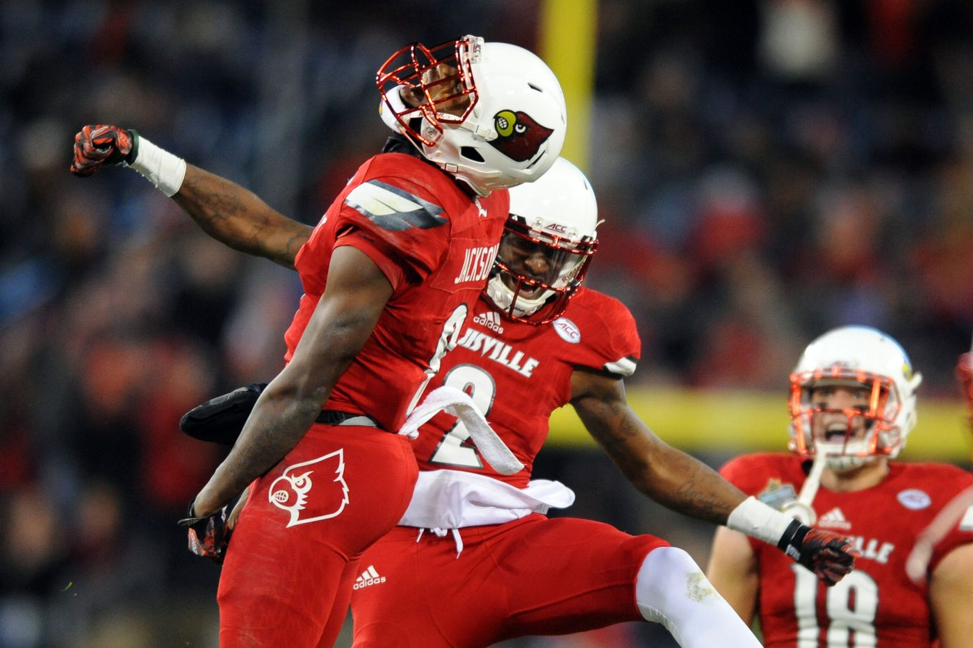 Louisville football's going to be volatile, dangerous, and all sorts of ...