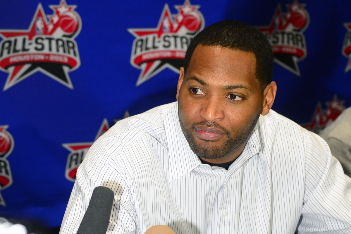 "Throwback Thursday Robert Horry stars in ""Towelgate"" Bright"