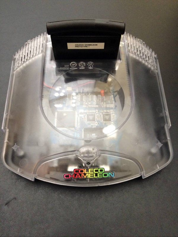 coleco chameleon top down